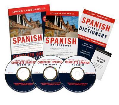 Spanish Complete Course CD Programme by Living Language