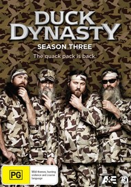 Duck Dynasty - Season 3 on DVD