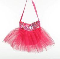 Fairy Girls - Bling Bag (Hot Pink)
