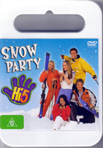 Hi 5 Snow Party on DVD