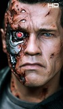 Terminator 2 - T-800 Battle Damaged 1:4 Scale Figure
