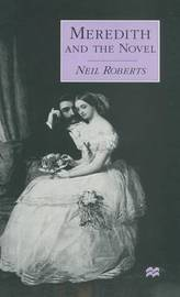 Meredith and the Novel by Neil Roberts image
