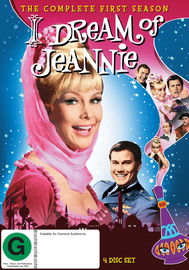 I Dream of Jeannie (Season 1) on DVD