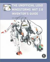 The Unofficial Lego Mindstorms Nxt 2.0 Inventor's Guide by David J. Perdue