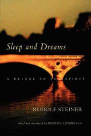 Sleep and Dreams by Rudolf Steiner image