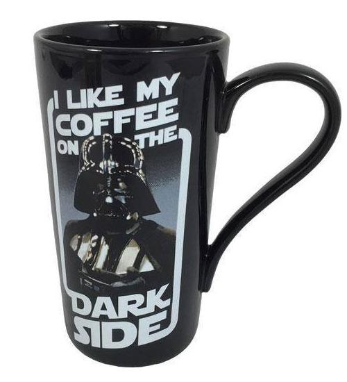 Star Wars Latte-Macchiato Mug (Dark Side) image