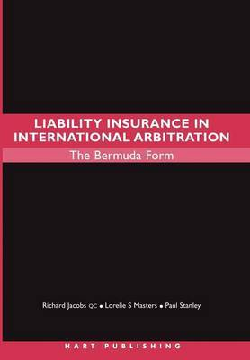 Liability Insurance in International Arbitration by Richard Jacobs image
