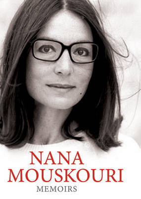 Memoirs by Nana Mouskouri image