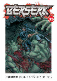 Berserk: Volume 35 by Kentaro Miura