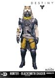 "Destiny: Hunter (Blacksmith Shader Ver.) - 7"" Action Figure"