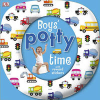 Boys' Potty Time by DK Publishing image