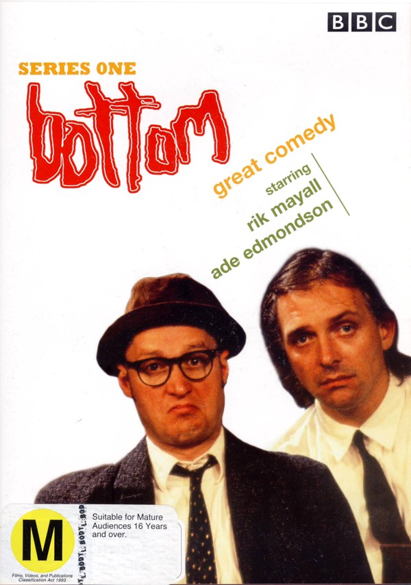 Bottom - Series 1 on DVD image