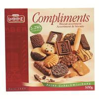 Lambertz Compliments Cookies Selection(500g)
