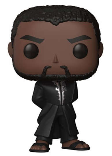 Black Panther - T'Challa (Black Robe Ver.) Pop! Vinyl Figure