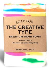 Whiskey River Co: Soap - The Creative Type