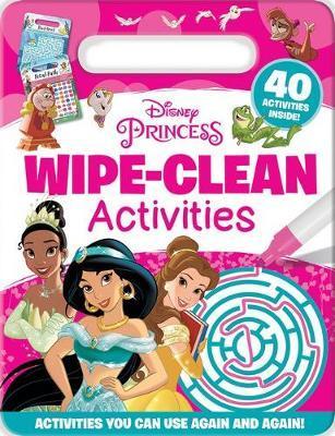 Disney Princess: Wipe-Clean Activities