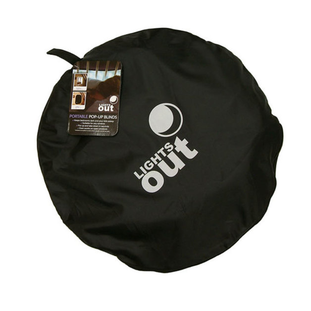 Lights Out Blackout Blind 2-pack