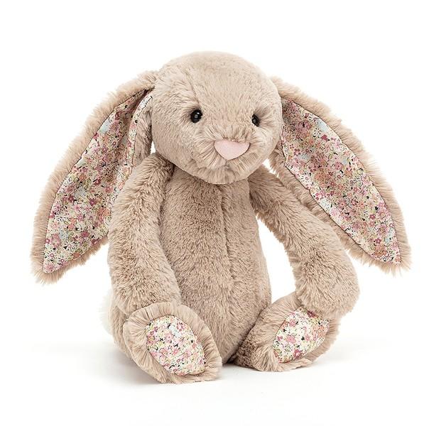 Jellycat: Blossom Bea Beige Bunny - (Medium)