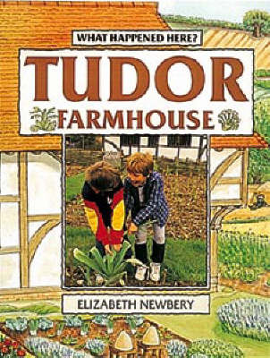 Tudor Farmhouse by Elizabeth Newbury image