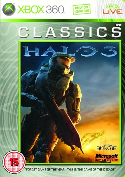 Halo 3 (Classics) for Xbox 360 image