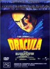 Dracula on DVD