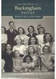 Buckingham Voices by Andrew Cook image