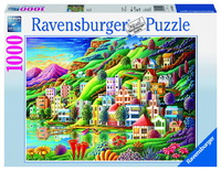 Ravensburger Dream City Puzzle (1000pc)