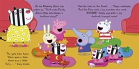 Peppa Pig: Peppa's First Sleepover by Peppa Pig image