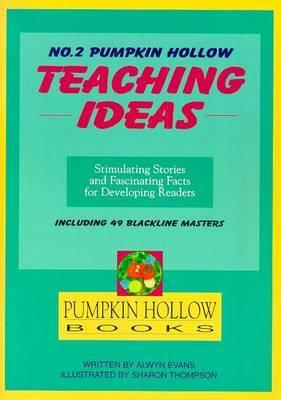 Teaching Ideas for Pumpkin Hollow Books No. 2 by Anne Davis