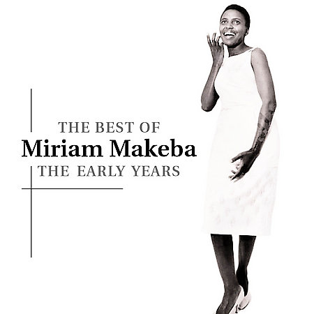 Best Of The Early Years by Miriam Makeba image