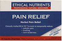Ethical Nutrients Pain Relief (30 Capsules)