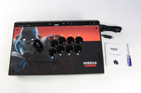 Gorilla Gaming PRO Arcade Fight Stick (PS4, PS3, PC) for PS4 image