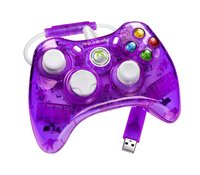 Rock Candy Wired Controller - Cosmoberry for Xbox 360