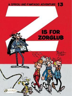 Z Is for Zorglub by Franquin