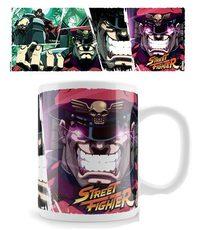 Street Fighter Mug (Rage Of Bison)
