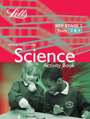 KS2 Science Activity Book Years 3-4