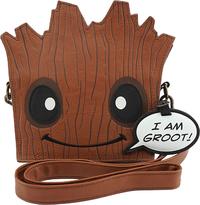 Loungefly Marvel Groot Crossbody Bag