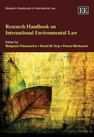 Research Handbook on International Environmental Law image