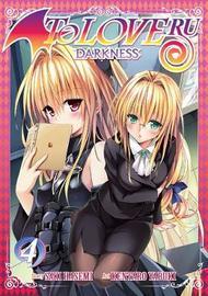 To Love Ru Darkness, Vol. 4 by Saki Hasemi