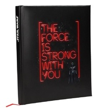 Star Wars: A5 Light & Sound Notebook - Darth Vader