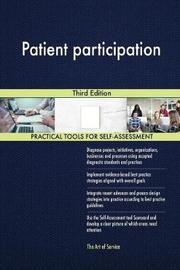 Patient Participation Third Edition by Gerardus Blokdyk image