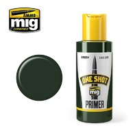Ammo of Mig Jimenez One Shot Primer - Green 60ml
