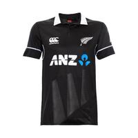 BLACKCAPS Replica ODI Shirt Kids (Size 8)