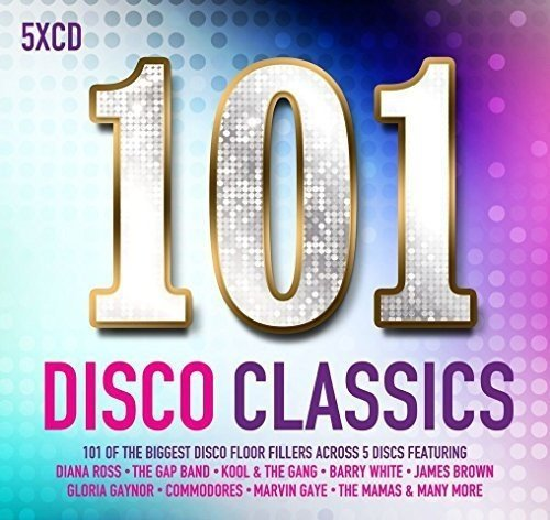 101 Disco Classics by Various