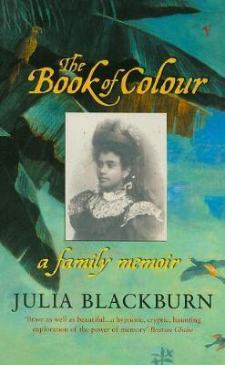 The Book Of Colour by Julia Blackburn image