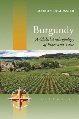 Burgundy by Marion Demossier