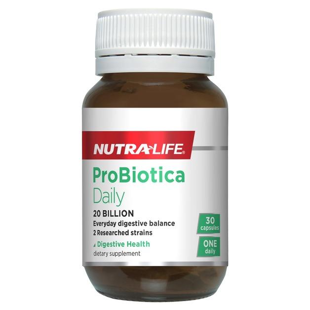 Nutra-Life: Probiotica Daily Caps (30s)