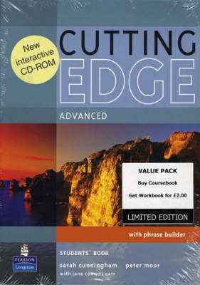 New Cutting Edge Advanced 2007 by Peter Moor image