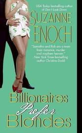 Billionaires Prefer Blondes by Suzanne Enoch image