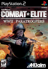 Combat Elite: WWII Paratroopers for PlayStation 2